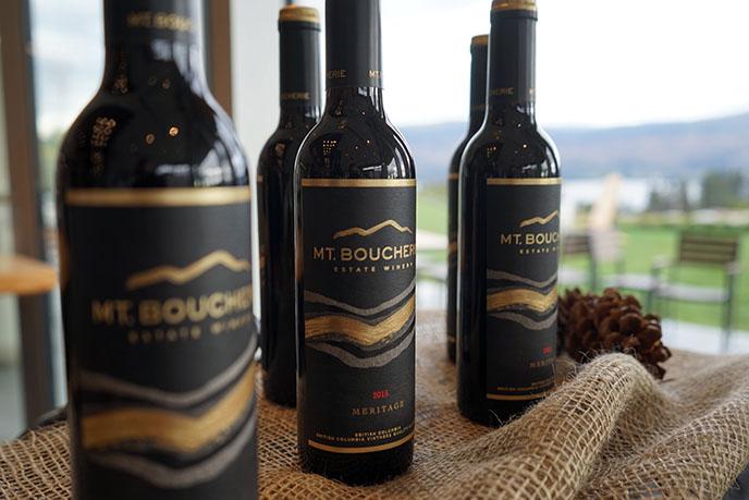 mt boucherie wines bottles tastings