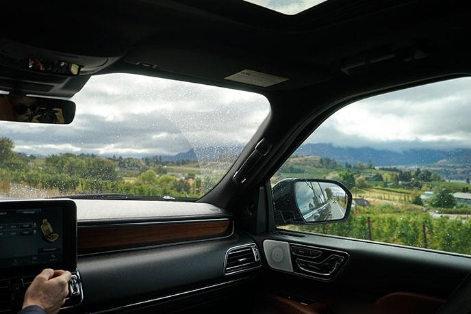 okanagan naramata guided tours driver chauffeur