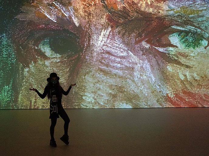 vancouver Imagine Van Gogh - The Immersive Exhibition