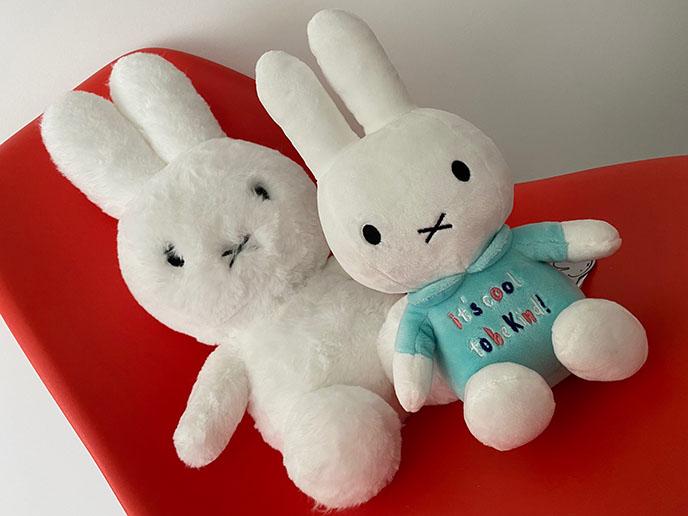 miffy stuffed toys babies kids stuffies minimalist bunny