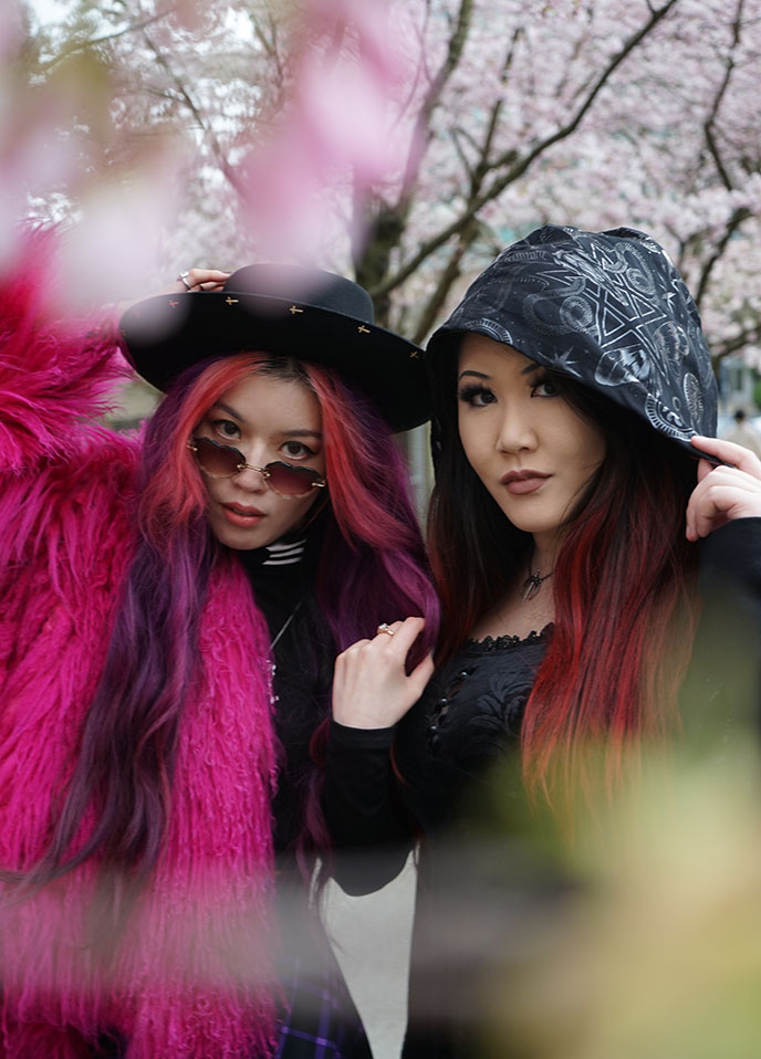 vancouver fashion bloggers beauty style influencers