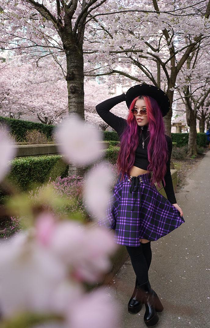 alternative goth grunge instagrammers style blogger