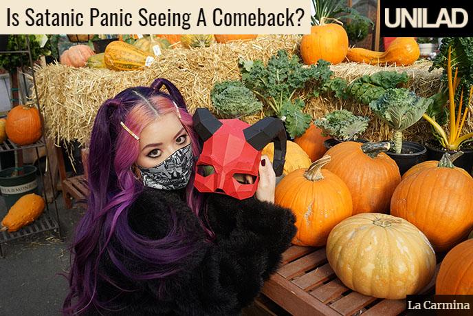 satanic panic lil has x satan sneakers