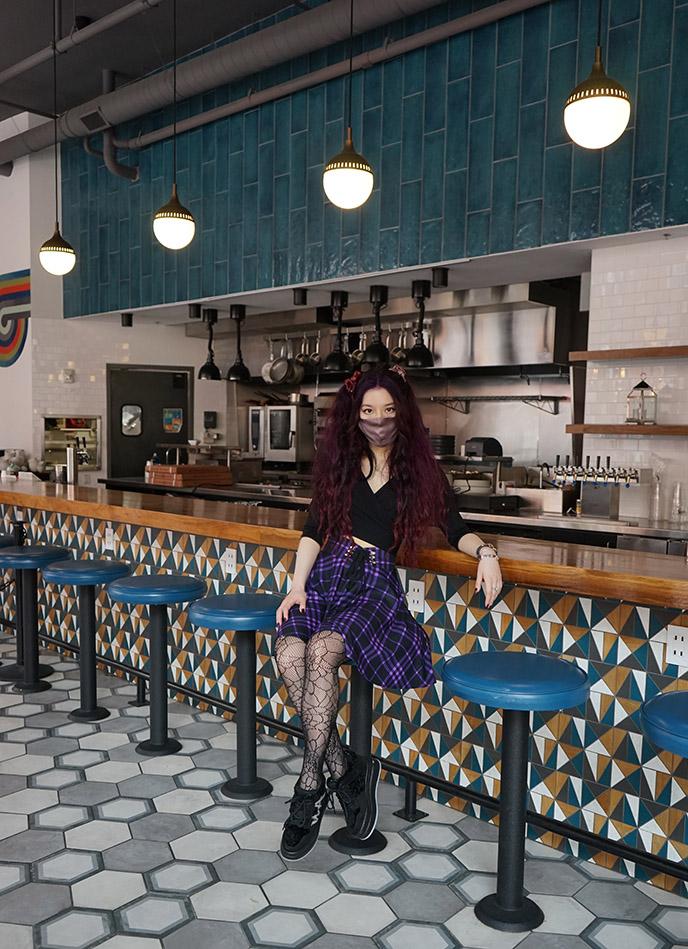the hotel salem bar dining food lobby