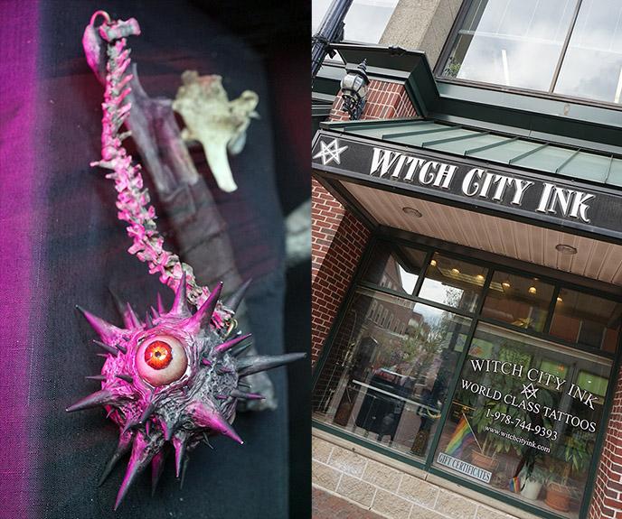 witch city ink tattoo store salem massachusetts