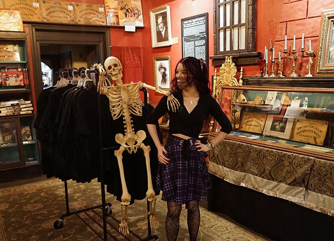 skeleton haunted happenings salem ma museums