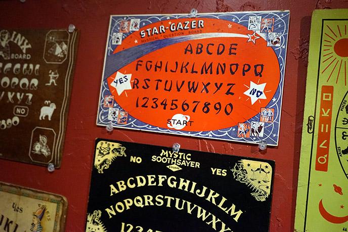 chinese japanese vintage retro ouija boards