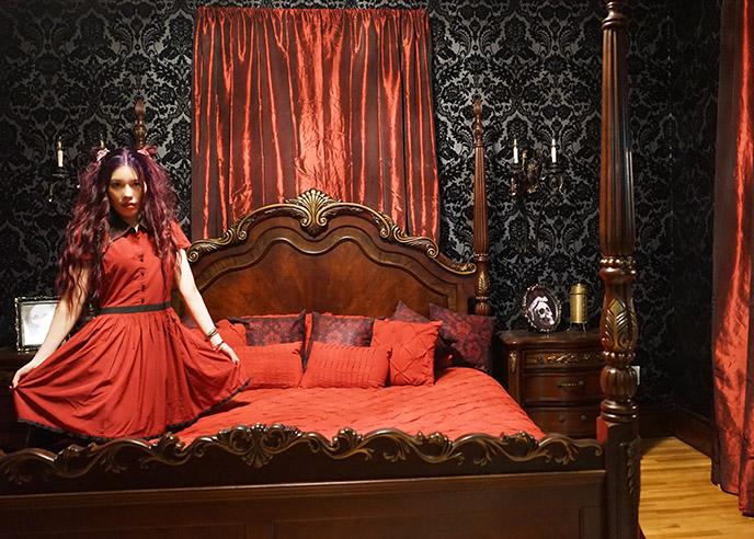the satanic temple weddings, wedding ceremony marriage chamber