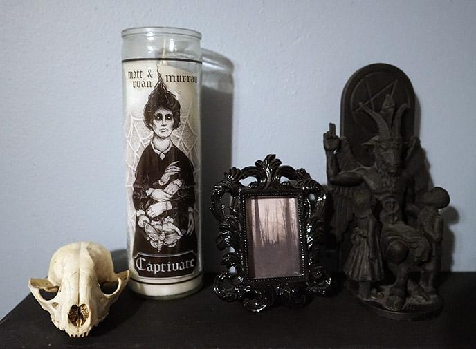 the satanic temple salem ma art gallery inside interior design