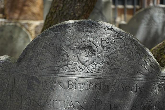 creepy puritan graves spooky salem halloween