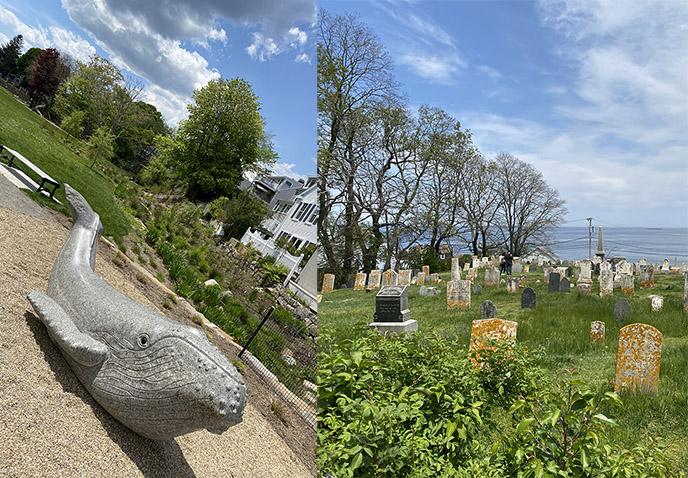 rockport massachusetts cemetery graveyard tombstones