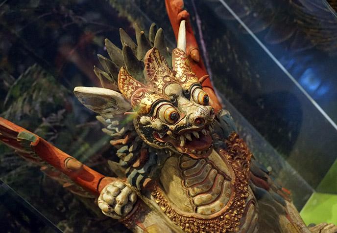 chinese dragon mythology sculpture scary