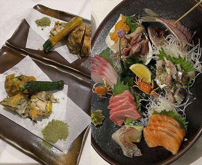 taka sushi restaurant san diego dishes food