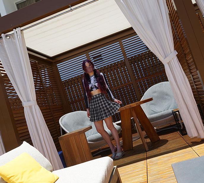 longboard club alohilani hotel cabanas vip