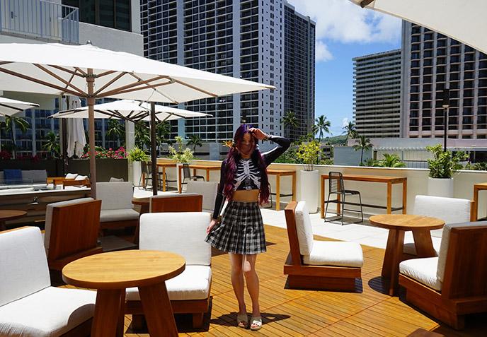alohilani honolulu hawaii luxury hotel design
