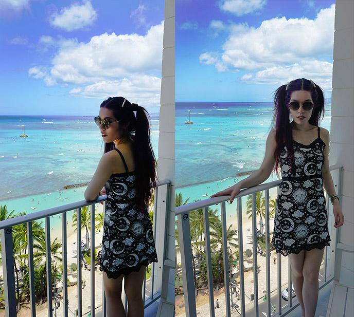 Alohilani Resort Waikiki Beach review Modern Oahu Resort