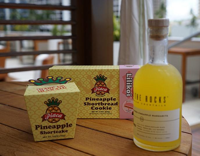 placa pineapple shortbread cookies hawaii snacks sweets