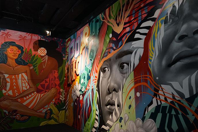 hawaiian street artists Hawaiʻi honolulu urban art