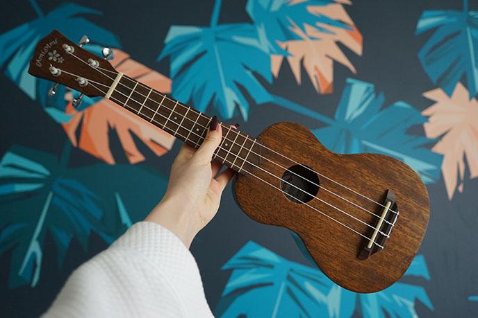 hawaii art design hotel ukulele laylow marriott autograph