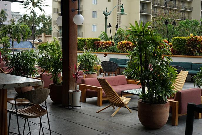 hideout instagrammable restaurants waikiki honolulu design cafe