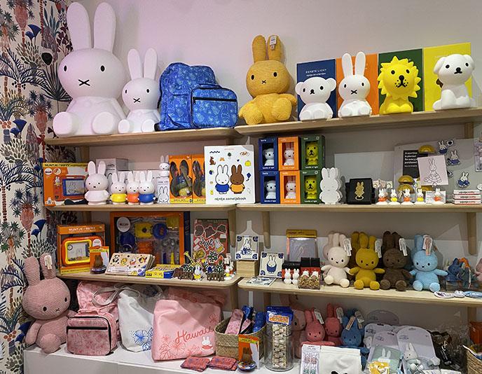 cute design toys miffy kira store