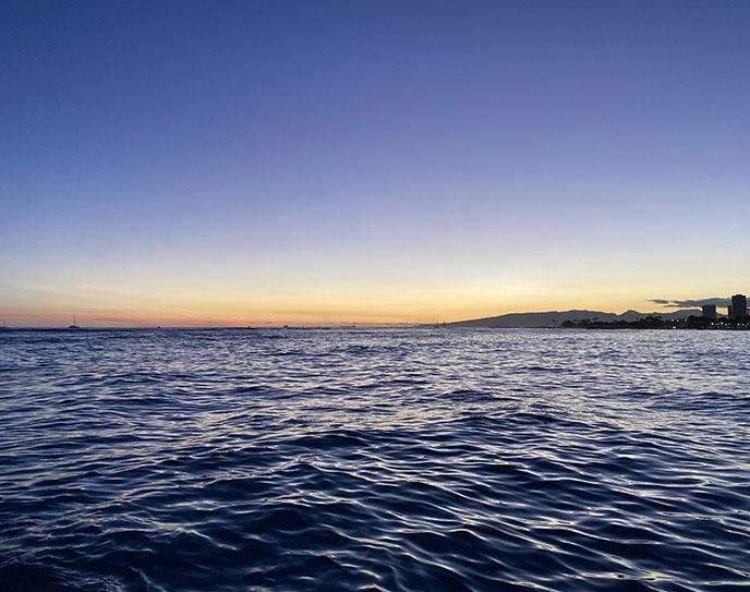 Fort DeRussy Beach waikiki best sunset spots