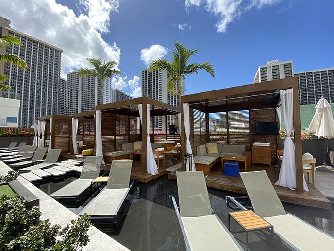 'Alohilani Resort swimming pool hotel