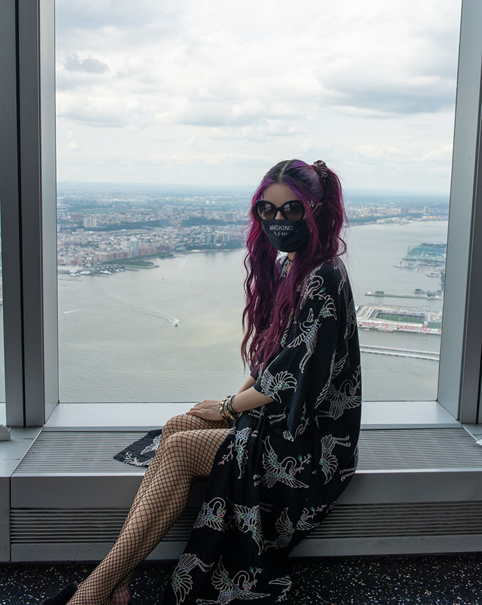 new york fashion blogger viewpoints panoramas outfit instagrammable locations