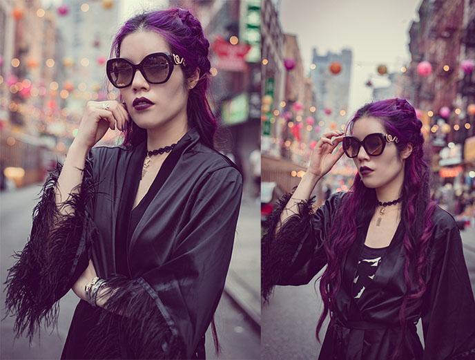 chinese canadian influencer creator vlogger fashion travel
