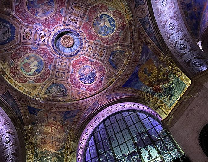 Cipriani 25 Broadwa architecture italian neo-renaissance dome
