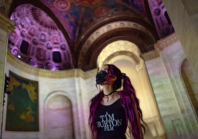 Cipriani super real immersive experience art
