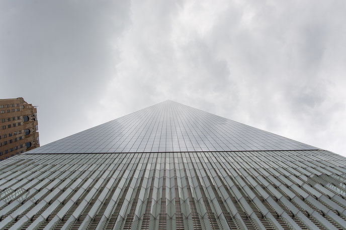 One WTC nyc tallest building in the United States