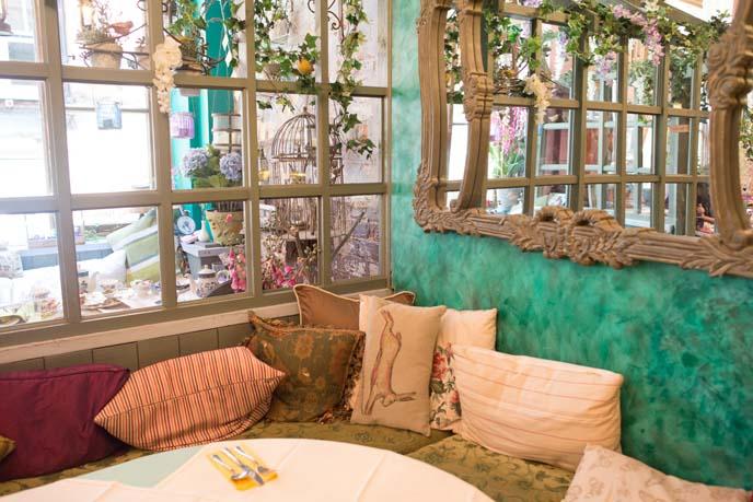 richmond tea house england