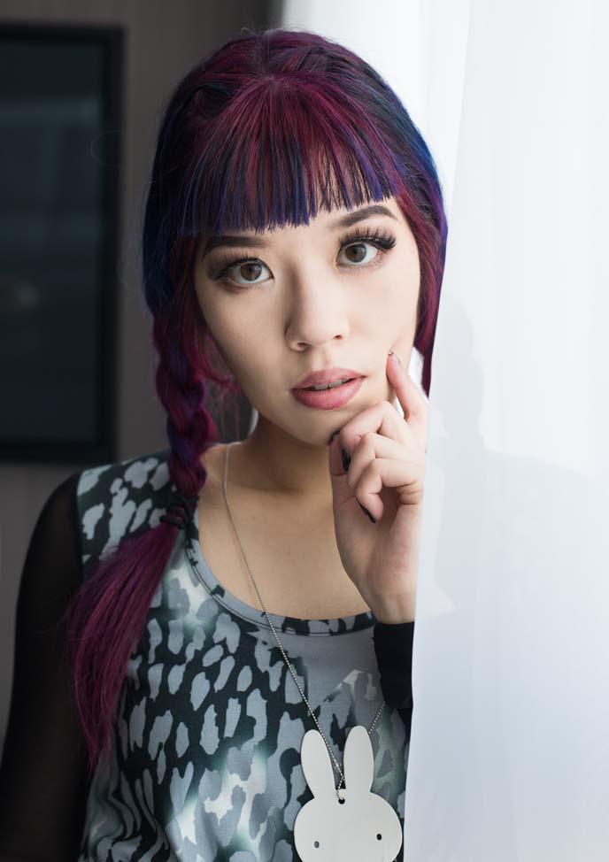 kawaii japan makeup, living doll